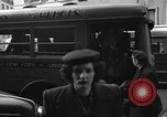 Image of English war brides New York United States USA, 1945, second 5 stock footage video 65675053334