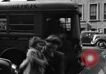Image of English war brides New York United States USA, 1945, second 8 stock footage video 65675053334