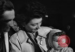Image of English war brides New York United States USA, 1945, second 32 stock footage video 65675053334