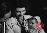 Image of English war brides New York United States USA, 1945, second 36 stock footage video 65675053334