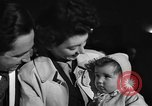 Image of English war brides New York United States USA, 1945, second 37 stock footage video 65675053334