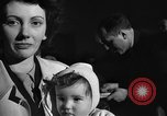 Image of English war brides New York United States USA, 1945, second 40 stock footage video 65675053334