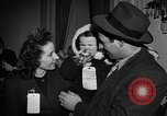 Image of English war brides arriving in America New York City USA, 1945, second 2 stock footage video 65675053335