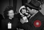Image of English war brides arriving in America New York City USA, 1945, second 9 stock footage video 65675053335