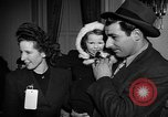 Image of English war brides arriving in America New York City USA, 1945, second 10 stock footage video 65675053335