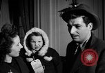 Image of English war brides arriving in America New York City USA, 1945, second 20 stock footage video 65675053335