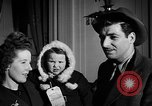Image of English war brides arriving in America New York City USA, 1945, second 21 stock footage video 65675053335