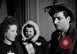 Image of English war brides arriving in America New York City USA, 1945, second 22 stock footage video 65675053335