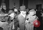 Image of English war brides arriving in America New York City USA, 1945, second 30 stock footage video 65675053335