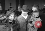Image of English war brides arriving in America New York City USA, 1945, second 31 stock footage video 65675053335