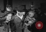 Image of English war brides arriving in America New York City USA, 1945, second 32 stock footage video 65675053335