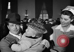 Image of English war brides arriving in America New York City USA, 1945, second 39 stock footage video 65675053335