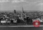 Image of Cologne Germany before and after World War 2 Cologne Germany, 1945, second 49 stock footage video 65675053344