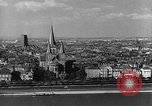 Image of Cologne Germany before and after World War 2 Cologne Germany, 1945, second 50 stock footage video 65675053344