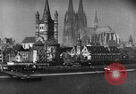 Image of Cologne Germany before and after World War 2 Cologne Germany, 1945, second 60 stock footage video 65675053344