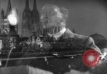 Image of Cologne Germany before and after World War 2 Cologne Germany, 1945, second 62 stock footage video 65675053344