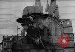Image of American Military Government men Cologne Germany, 1945, second 1 stock footage video 65675053345