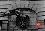 Image of American Military Government men Cologne Germany, 1945, second 2 stock footage video 65675053345