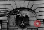 Image of American Military Government men Cologne Germany, 1945, second 3 stock footage video 65675053345