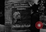 Image of American Military Government men Cologne Germany, 1945, second 9 stock footage video 65675053345