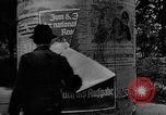 Image of American Military Government men Cologne Germany, 1945, second 10 stock footage video 65675053345