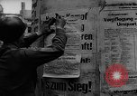 Image of American Military Government men Cologne Germany, 1945, second 13 stock footage video 65675053345