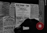 Image of American Military Government men Cologne Germany, 1945, second 21 stock footage video 65675053345