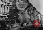 Image of American Military Government men Cologne Germany, 1945, second 33 stock footage video 65675053345