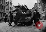Image of American Military Government men Cologne Germany, 1945, second 39 stock footage video 65675053345
