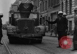 Image of American Military Government men Cologne Germany, 1945, second 48 stock footage video 65675053345