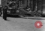 Image of American Military Government men Cologne Germany, 1945, second 50 stock footage video 65675053345