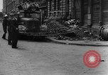 Image of American Military Government men Cologne Germany, 1945, second 51 stock footage video 65675053345