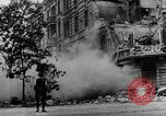 Image of American Military Government men Cologne Germany, 1945, second 55 stock footage video 65675053345