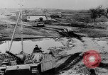 Image of German forces battle Soviets on Eastern front in World War II Russia, 1944, second 14 stock footage video 65675053350