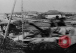 Image of German forces battle Soviets on Eastern front in World War II Russia, 1944, second 16 stock footage video 65675053350