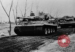 Image of German forces battle Soviets on Eastern front in World War II Russia, 1944, second 22 stock footage video 65675053350
