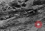 Image of German forces battle Soviets on Eastern front in World War II Russia, 1944, second 40 stock footage video 65675053350