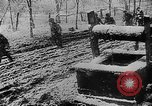 Image of German forces battle Soviets on Eastern front in World War II Russia, 1944, second 48 stock footage video 65675053350