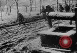 Image of German forces battle Soviets on Eastern front in World War II Russia, 1944, second 49 stock footage video 65675053350