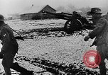 Image of German forces battle Soviets on Eastern front in World War II Russia, 1944, second 51 stock footage video 65675053350