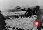 Image of German forces battle Soviets on Eastern front in World War II Russia, 1944, second 53 stock footage video 65675053350