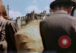 Image of German civilians Berlin Germany, 1945, second 49 stock footage video 65675053358