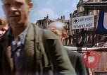 Image of German civilians Berlin Germany, 1945, second 59 stock footage video 65675053358
