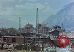 Image of ruins of a factory Bavaria Germany, 1945, second 9 stock footage video 65675053360