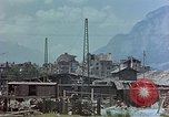 Image of ruins of a factory Bavaria Germany, 1945, second 15 stock footage video 65675053360
