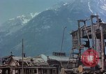 Image of ruins of a factory Bavaria Germany, 1945, second 18 stock footage video 65675053360