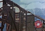 Image of ruins of a factory Bavaria Germany, 1945, second 29 stock footage video 65675053360