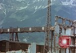 Image of ruins of a factory Bavaria Germany, 1945, second 41 stock footage video 65675053360