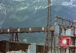 Image of ruins of a factory Bavaria Germany, 1945, second 52 stock footage video 65675053360