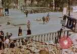 Image of subway entrance Berlin Germany, 1945, second 3 stock footage video 65675053362